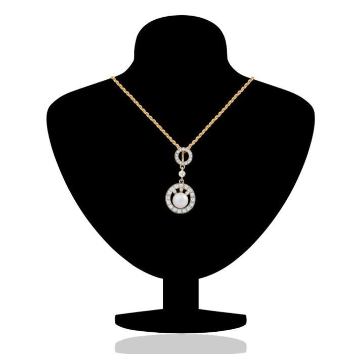 Womens Oviya Gold Plated Exclusive Fashion Pendant With Crystal For Ps2191964g C5SY5