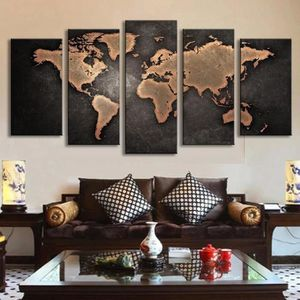 carte du monde murale achat vente carte du monde murale pas cher soldes d s le 10 janvier. Black Bedroom Furniture Sets. Home Design Ideas