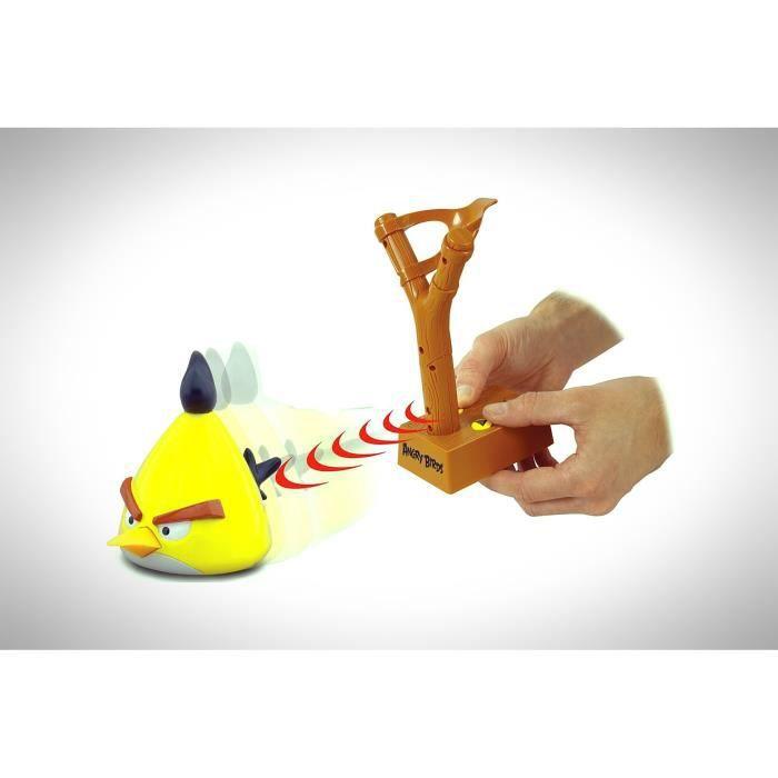 NIKKO Véhicule R/C Angry Birds Jaune