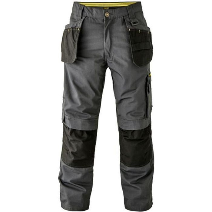 STANLEY Pantalon de Travail Multipoches Newark - Mixte