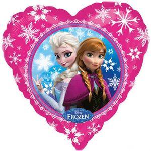 BALLON DÉCORATIF  Ballon Disney La reine des neiges hélium Ana Elsa