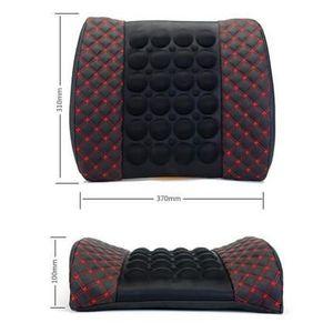 COMBI PALPER-ROULER Massage électrique voiture lombaire avec coussins