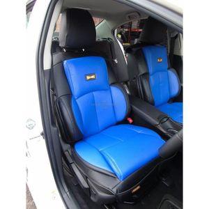 """2 x Seat Belt Pads Couvre cuir /""""Fiesta/"""" NOIR BRODERIE pour Ford Fiesta"""