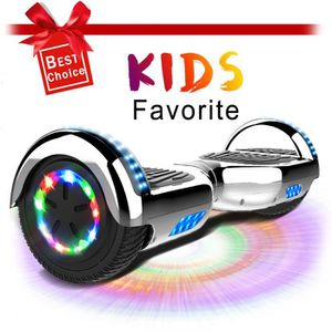 ACCESSOIRES GYROPODE - HOVERBOARD COOL&FUN Hoverboard 6.5 Pouces, Gyropode avec Blue