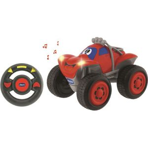 VOITURE - CAMION CHICCO Voiture Radiocommandée Billy Big Wheels Rou
