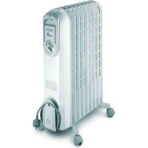 RADIATEUR D'APPOINT DELONGHI V550920 2000 watts Radiateur bain d'huile