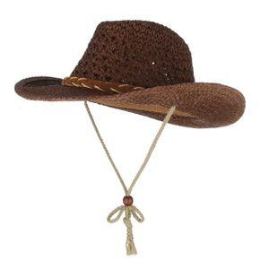 CHAPEAU - BOB EOZY Chapeau de Cowboy Enfant Garçon Chapeau de Pa