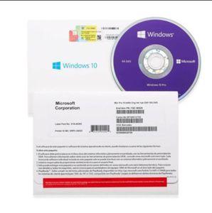 SYSTÈME D'EXPLOITATION Windows Pro 10 OEM édition 64 Bit