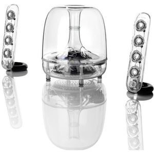 Enceintes multimedia 2.1 HARMAN KARDON SOUNDSTICKS WIRELESS GRIS 2.1