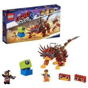 POUPON Poupon LEGO TNH34 Et Ultrakatty Guerrier Lucy