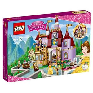 ASSEMBLAGE CONSTRUCTION Jeu D'Assemblage LEGO K8HAZ Château enchanté de 41