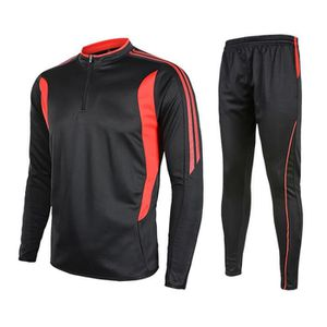 Ensemble de vêtements Survetement Football training Maillot de Foot vest