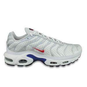 Nike tn blanc rouge - Cdiscount