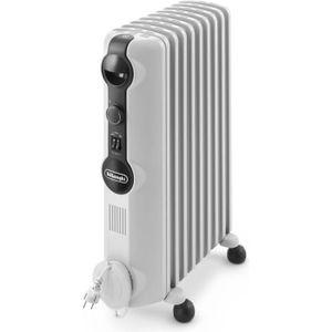 RADIATEUR D'APPOINT DELONGHI TRRS0920 2000 watts Radiateur bain d'huil