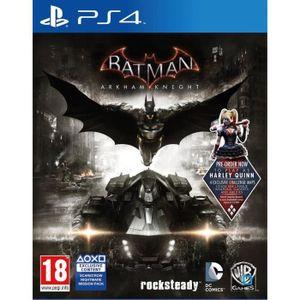 JEU PS4 Playstation 4 Batman Arkham Knight