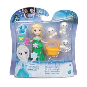 POUPÉE Disney Mini poupée et ses amis La Reine des Neiges