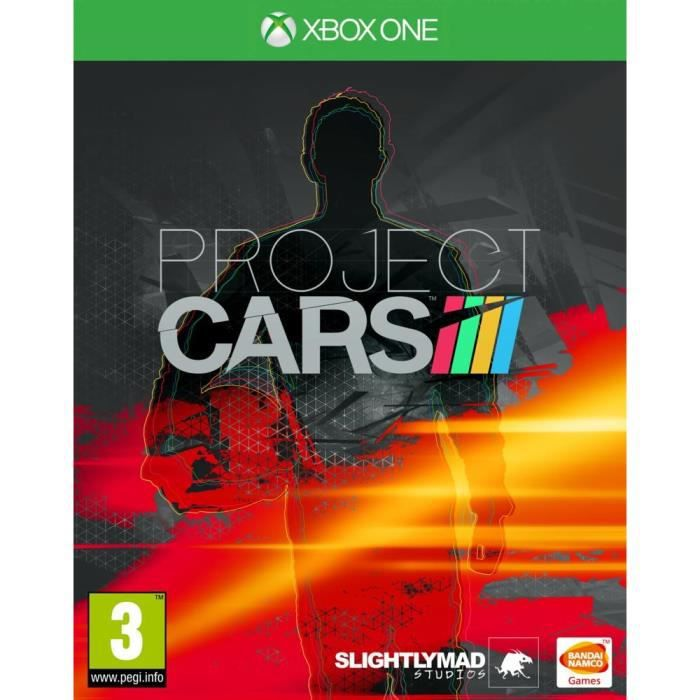 project cars jeu xbox one avis test cdiscount. Black Bedroom Furniture Sets. Home Design Ideas