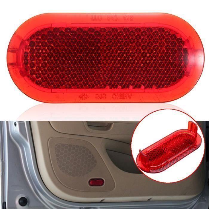 Réflecteur de Lumière d 'avertissement Panneau de Porte Pour VW Beetle Caddy Polo Touran