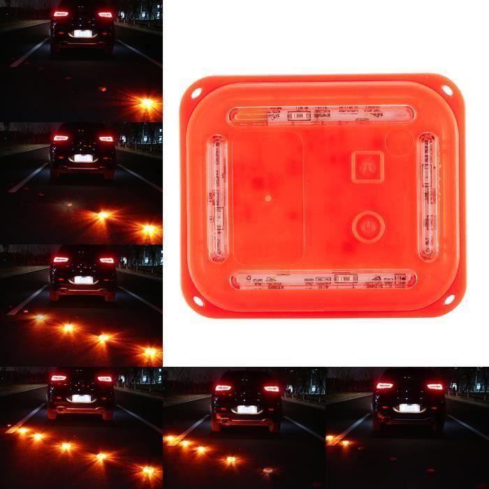Lampe d'avertissement Voyant d'avertissement routier d'urgence Lumière de signal d'urgence