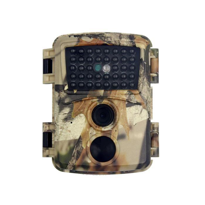 Détecteur de chasse HD Surveillance caméra étanche à induction infrarouge rouge extérieur caméra457
