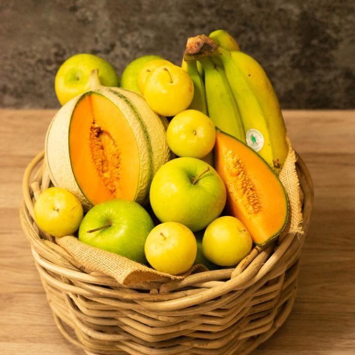 Panier de fruits BIO -2,5kg- France