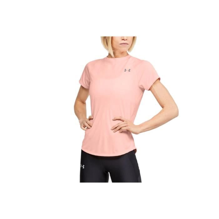 Under Armour Speed Stride Short Sleeve 1326462-845
