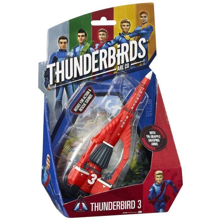 Thunderbirds - Thunderbird 3 véhicules
