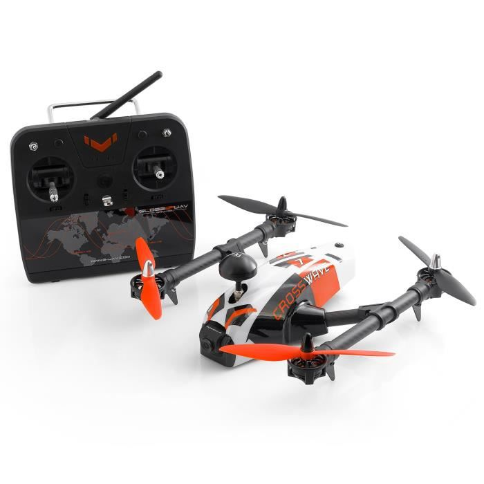 acme drone de course semi pro crosswave fpv racer rtf. Black Bedroom Furniture Sets. Home Design Ideas