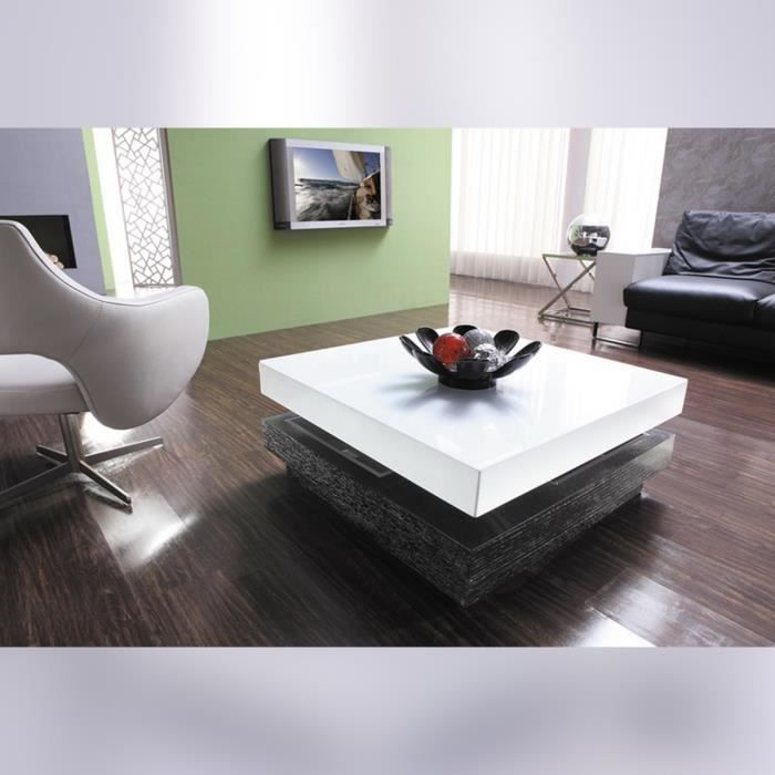 photo coffre table basse design