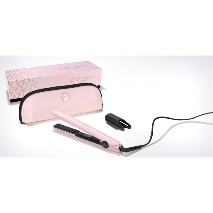ghd fer a lisser styler pink vintage edition lim achat vente fer a lisser cdiscount. Black Bedroom Furniture Sets. Home Design Ideas