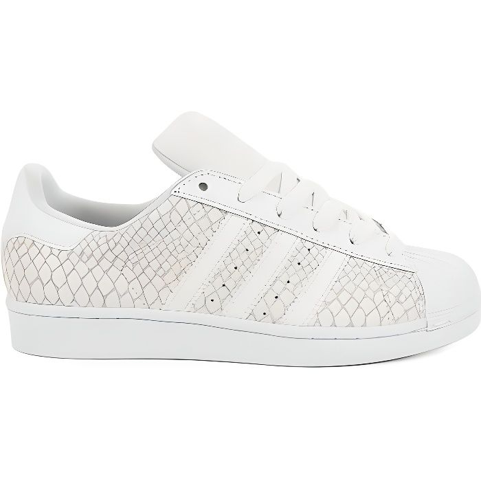 Basket ADIDAS SUPERSTAR - Age - ADULTE, Couleur - BLANC, Genre - FEMME