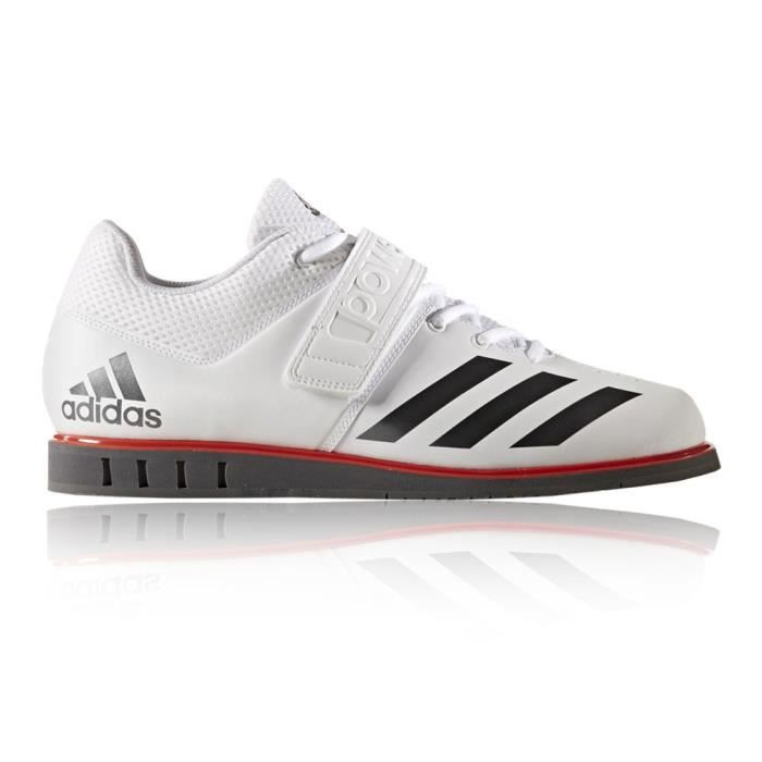 Adidas Hommes Powerlift 3.1 Haltérophilie Musculation Baskets