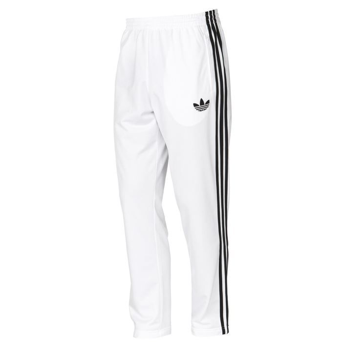 adidas originals pantalon firebird homme blanc et noir achat vente pantalon cdiscount. Black Bedroom Furniture Sets. Home Design Ideas