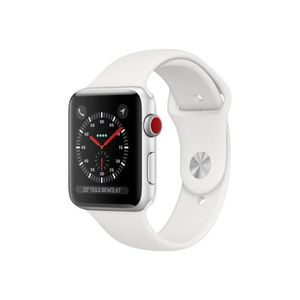 MONTRE CONNECTÉE Apple Watch Series 3 (GPS + Cellular) 42 mm alumin