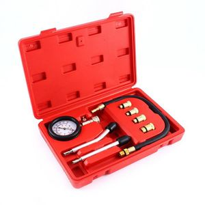 MANOMÈTRE AUTO Testeur de Pression Kit de testeur de compression