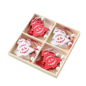 SAPIN - ARBRE DE NOËL Décoration de sapin de Noël pendentif de Noël créa