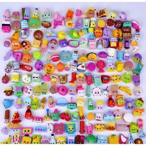 FIGURINE - PERSONNAGE Lot de 100 Figurines Shopkins Série 2 3 4 Season 2
