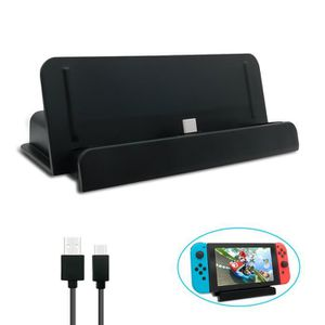 JEU NINTENDO SWITCH Station de recharge, Support de berceau de chargem