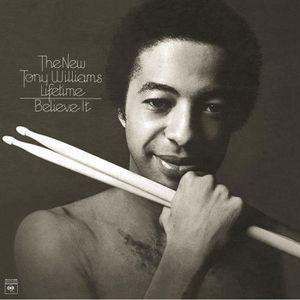 PLATINE VINYLE Tony Williams Believe It (1 LP)