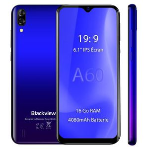 SMARTPHONE BLACKVIEW A20 Smartphone 5.5