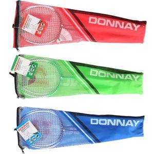 KIT BADMINTON Set Badminton 2 joueurs 2x Raquettes - avec sac