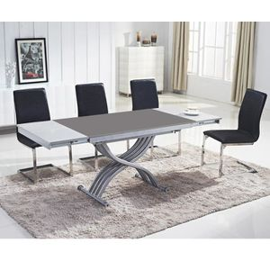 Meubles salon table basse transformable achat vente - Table basse relevable cdiscount ...