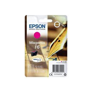 CARTOUCHE IMPRIMANTE EPSON Cartouche T1623 - Stylo Plume - Magenta