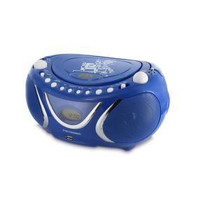 RADIO CD CASSETTE Metronic 477132 Radio - Lecteur CD - MP3 Portable