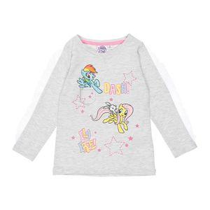 T-SHIRT MON PETIT PONEY T-shirt Licorne Gris Enfant Fille