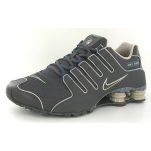 get new coupon codes order Chaussures Nike Shox NZ EU Gris Gris - Achat / Vente basket ...