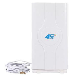 ANTENNE RATEAU Antenne SMA RP-SMA intérieur 88dBi 4G LTE MIMO ave