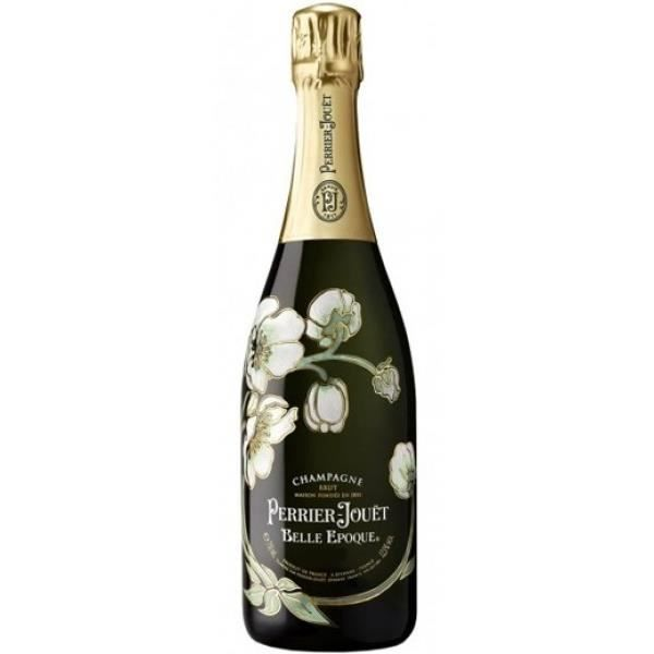 6x Perrier-Jouët Belle Epoque - Champagne - 2006