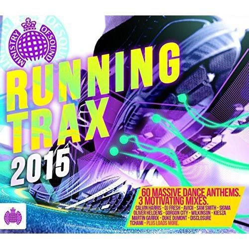 Ministry of Sound: Running Trax 2015 / Various - Ministry of Sound: Running Trax 2015 / Various