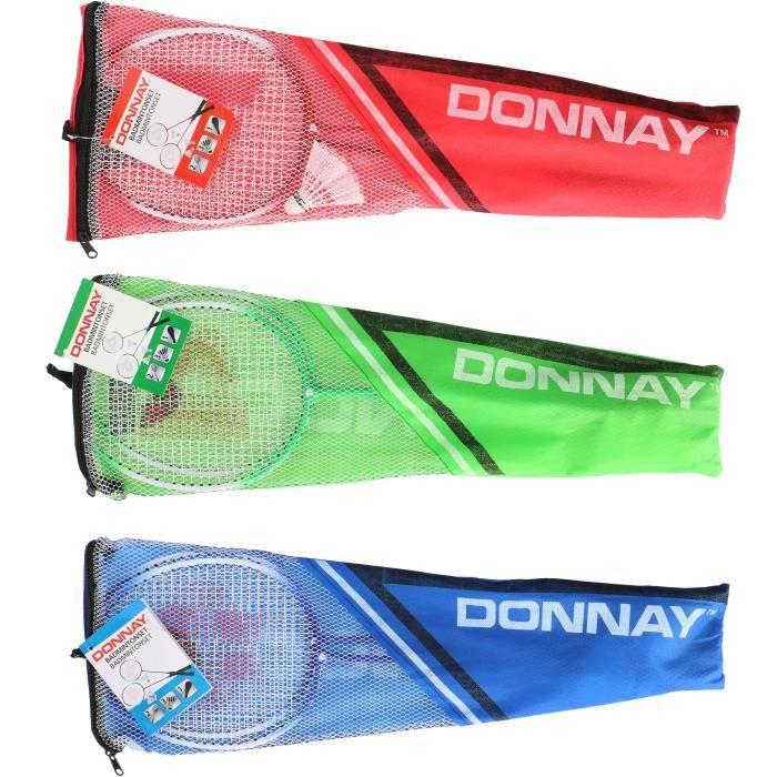 Set de Badminton - 6 pièces - 3ass ST